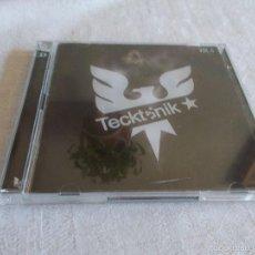 CDs de Música: TECKTONIK VOL 4 DOBLE CD. Lote 193782682