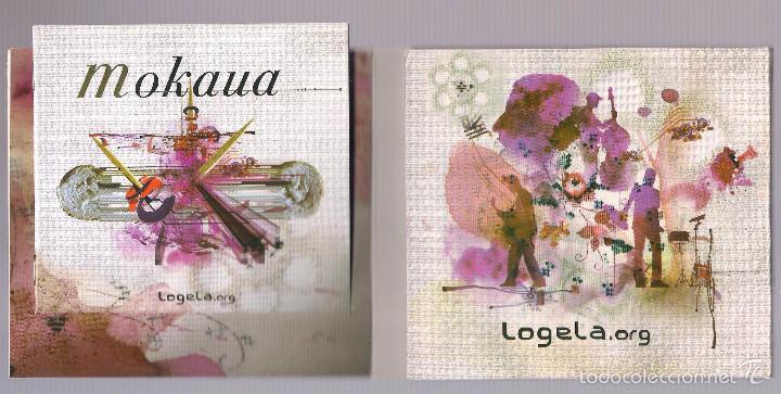 CDs de Música: LOGELA MULTIMEDIA - MOKAUA (CD + DVD digipak) - Foto 2 - 56926633
