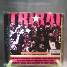 CDs de Música: CD VARIOS: TRIBAL / NUESTRA + ALTERNATIVA (NUEVO). Lote 56927828