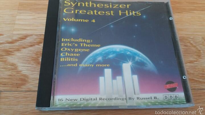 SYNTHESIZER GREATEST HITS VOL.4 (Música - CD's Otros Estilos)