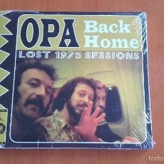 CDs de Música: CD NUEVO PRECINTADO OPA BACK HOME LOST 1975 SESSIONS. Lote 56947706