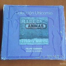CDs de Música: CD NUEVO PRECINTADO FELIPE CABRERA MADE IN ANIMAS COLECCIÓN UNICORNIO. Lote 56947813