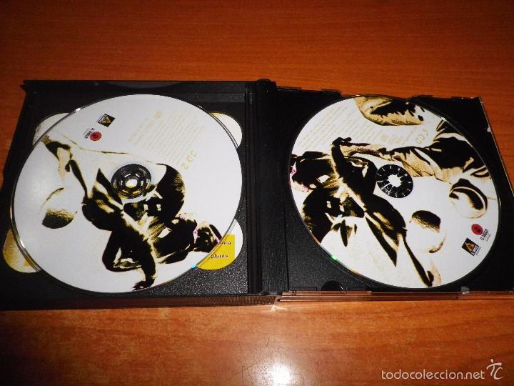 CDs de Música: MP3 AP CD TRIPLE SOLO PARA LECTORES DE MP3 500 TRACKS HIP HOP COMPRIMIDO 2004 38 ARTISTAS VIDEOS RAP - Foto 3 - 70034506