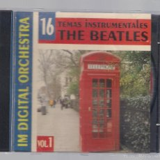 CDs de Música: IM DIGITAL ORCHESTRA - 16 TEMAS INSTRUMENTALES THE BEATLES VOL.1 (CD 1993, DOBLON 96002). Lote 56964625