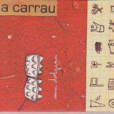 CDs de Música: LA CARRAU - UNA DOTZENA - PROPAGANDA PEL FET 2002 - GAMBUTZINS. Lote 56968022