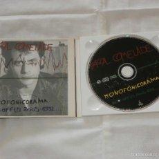 CDs de Música: PASCAL COMELADE CD MONOFONICORAMA -BEST.OFF 2005-1992 (2006) COMO NUEVO-MUY RARO-. Lote 56971539