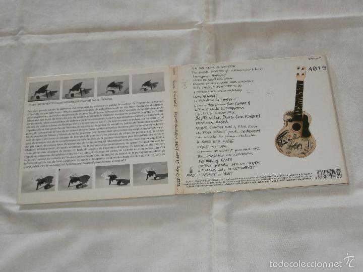 CDs de Música: PASCAL COMELADE CD MONOFONICORAMA -BEST.OFF 2005-1992 (2006) COMO NUEVO-MUY RARO- - Foto 2 - 56971539