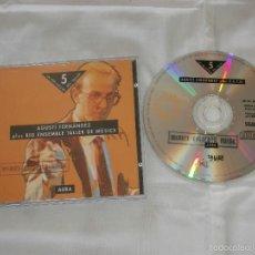 CDs de Música: AGUSTI FERNANDEZ PLUS BIG ENSEMBLE TALLER MUSICS -CD- AURA I, II, III (1993) COMO NUEVO-COLECCIONI.. Lote 56973022