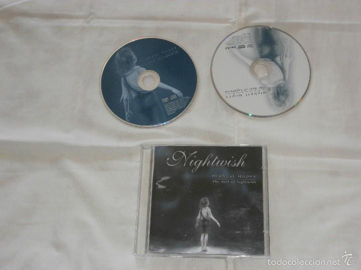 NIGHTWISH 2 CD´S HIGHEST HOPES -THE BEST O NIGHTIVISH (2005) -BUENA CONDICON -EDIC. ORIG. FINLANDIA (Música - CD's Heavy Metal)