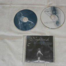 CDs de Música: NIGHTWISH 2 CD´S HIGHEST HOPES -THE BEST O NIGHTIVISH (2005) -BUENA CONDICON -EDIC. ORIG. FINLANDIA. Lote 56973519