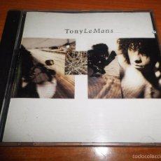CDs de Música: TONY LEMANS CD ALBUM DEL AÑO 1989 PRINCE PAISLEY PARK CONTIENE 11 TEMAS MADE IN USA. Lote 56973707