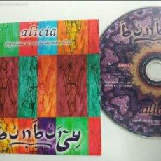 CDs de Música: BUNBURY ALICIA PROMO. Lote 56987302