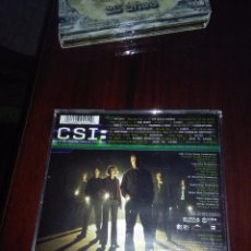 CDs de Música: CSI. CRIME SCENE INVESTIGATION . THE SUNDTRACK. C3CD. Lote 57001181