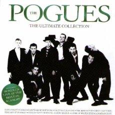 CDs de Música: DOBLE CD ALBUM MÚSICA IRLANDESA: THE POGUES - THE ULTIMATE COLLECTION - 44 TRACKS - WARNER 2005. Lote 57010419