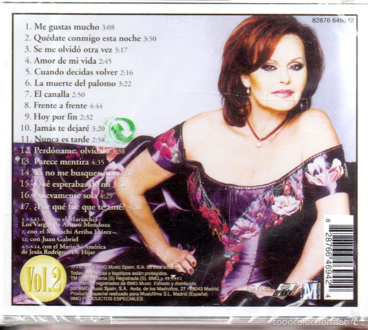 CDs de Música: . CD ROCIO DURCAL SUS 50 CANCIONES DE ORO VOL2 PRECINTADO - Foto 2 - 100009732