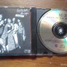 CDs de Música - ALICE COOPER CD LOVE IT TO DEATH - 57058530