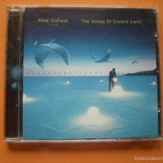 CD de Música: THE SONG OF DISTANT EARTH. MIKE OLDFIELD CD ALBUM 1994 PEPETO. Lote 57060388