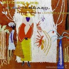 CDs de Música: BUD SHANK/LAURINDO ALMEIDA - HOLIDAY IN BRAZIL/LATIN CONTRATS (BOSSA NOVA CD). Lote 57075177