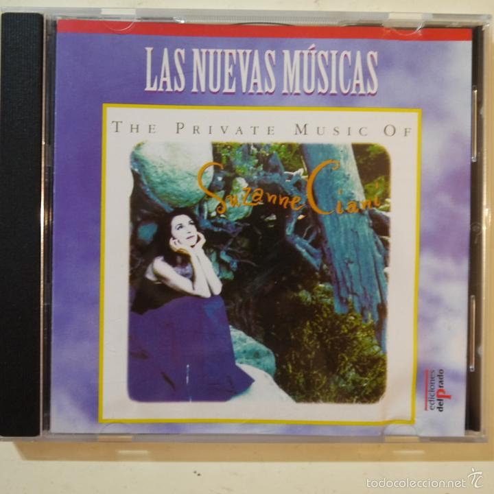 SUZANNE CIANI - THE PRIVATE MUSIC OF… - CD 1995 (Música - CD's New age)