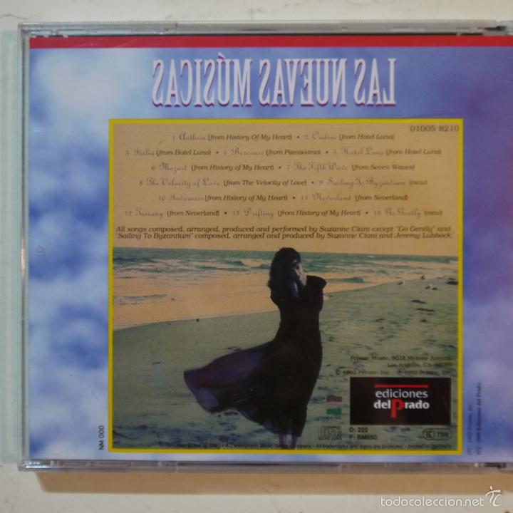 CDs de Música: SUZANNE CIANI - THE PRIVATE MUSIC OF… - CD 1995 - Foto 2 - 57075754