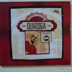 CDs de Música: QUIROGA - HISTORIAS DE Q - CD 2006. Lote 57076189