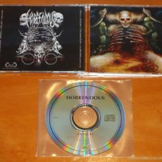CDs de Música: HORRENDOUS - ANARETA - CD - [DARK DESCENT RECORDS, 2015]. Lote 57076707