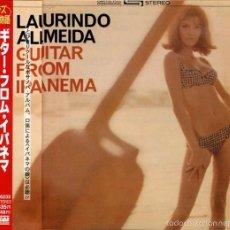 CDs de Música: LAURINDO ALMEIDA - GUITAR FROM IPANEMA (CD BOSSA NOVA). Lote 57086008