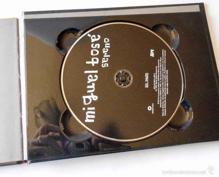 CDs de Música: MIGUEL BOSE -SERENO - Foto 2 - 57086039
