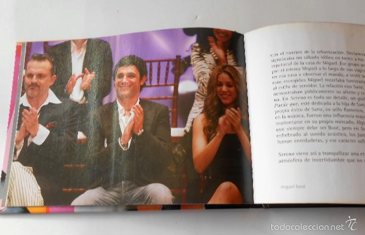 CDs de Música: MIGUEL BOSE -SERENO - Foto 4 - 57086039
