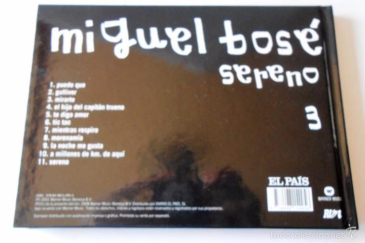 CDs de Música: MIGUEL BOSE -SERENO - Foto 5 - 57086039