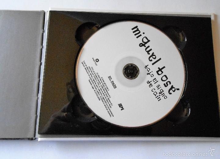 CDs de Música: MIGUEL BOSE - BAJO EL SIGNO DE CAIN - Foto 2 - 57086081