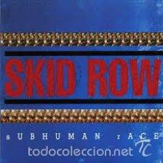 CDs de Música: SKID ROW SUBHUMAN RACE DIGIPACK. Lote 57086822