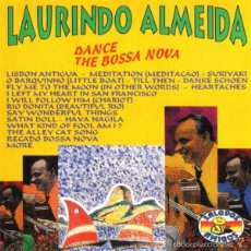 CDs de Música: LAURINDO ALMEIDA - DANCE THE BOSSA NOVA (CD JAZZ/BOSSA NOVA). Lote 57087809