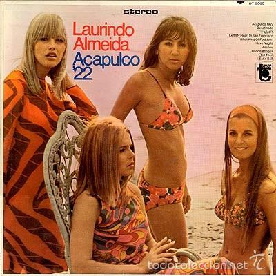 CDs de Música: LAURINDO ALMEIDA - DANCE THE BOSSA NOVA (CD JAZZ/BOSSA NOVA) - Foto 3 - 57087809