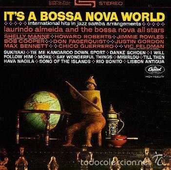 CDs de Música: LAURINDO ALMEIDA - DANCE THE BOSSA NOVA (CD JAZZ/BOSSA NOVA) - Foto 4 - 57087809