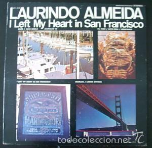 CDs de Música: BEST OF LAURINDO ALMEIDA & THE BOSSA NOVA ALL STARS (JAZZ CD BOSSA NOVA) - Foto 3 - 57088054