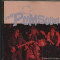 CDs de Música: THE PLIMSOULS ONE NIGHT IN AMERICA ULTR@R@RE 1989 NEW ROSE CD POWER POP GARAGE. Lote 57090382