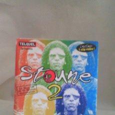 CDs de Música: CD VARIOS: STOUME 2 / LE BEST OF DE LA FUSION MAROCAINE. Lote 57092183