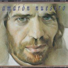 CDs de Música: CAMARON DE LA ISLA,CAMARON NUESTRO DEL 94 DOBLE CDS. Lote 57099602