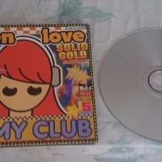 CDs de Música: HELEN LOVE IT'S MY CLUB + 2 (ELEFANT RECORDS). Lote 57114438