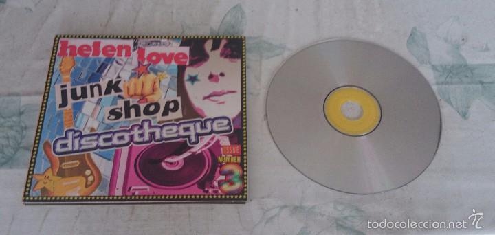 HELEN LOVE JUNK SHOP DISCOTEQUE + 2)( ELEFANT RECORDS. 2006) (Música - CD's Disco y Dance)