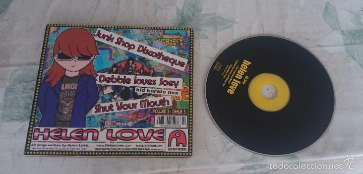 CDs de Música: HELEN LOVE Junk shop discoteque + 2)( elefant records. 2006) - Foto 2 - 57114464