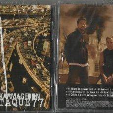 CDs de Música: ATTAQUE 77 CD KARMAGEDON.ROCK ARGENTINA.2007.PRECINTADO. Lote 279592408