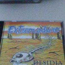 CDs de Música: EXTREMODURA. DESIDIA. C4CD. Lote 57129845