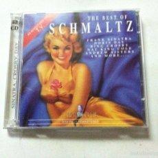 CDs de Música: CD- THE BEST OF SCHMALTZ (2 CD). Lote 57131258