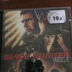 CDs de Música: BLADE RUNNER-VANGELIS-BSO-1994-12 TEMAS. Lote 57164759