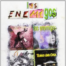 CDs de Música: LOS ENEMIGOS * BOX 4CD * HERMANA AMNESIA 1994-1996 * CAJA PRECINTADA. Lote 145378984