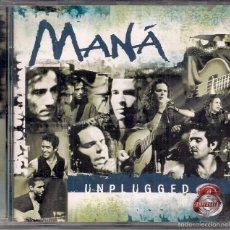 CDs de Música: MANÁ. UNPLUGGEG. Lote 57168000