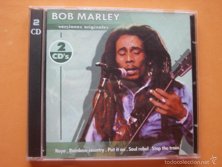 BOB MARLEY DOBLE CD VERSIONES ORIGINALES 1999 PEPETO (Música - CD's Reggae)