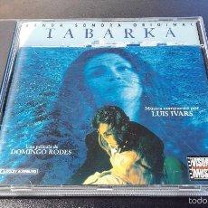 CDs de Música: CD NUEVO SIN PRECINTAR BSO BANDA SONORA ORIGINAL TABARKA LUIS IVARS MÚSICA CINE ESPAÑOL SOUNDTRACK. Lote 80079846
